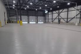 epoxy floor covering commercial