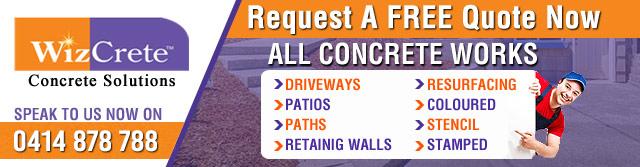 Sydney Concrete driveways