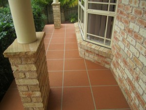 Concrete-Resurfacing patio